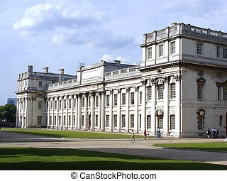 Old Royal Naval College Greenwich - The Old Royal Naval...