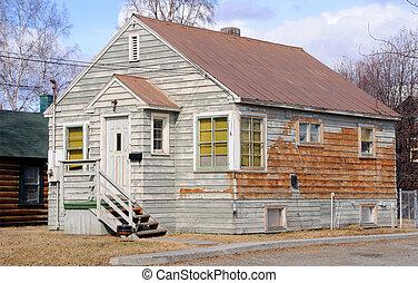 Old Rundown House