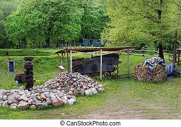 Old rural mechanisms