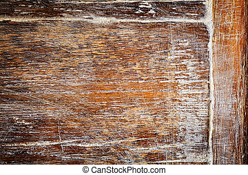 Old rustic wooden background
