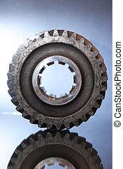 Old Rusty Gear