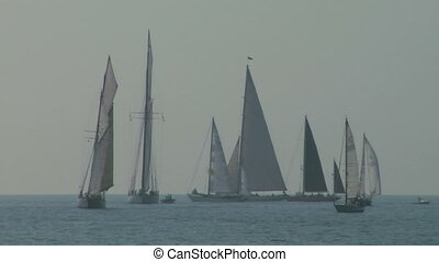old sail regatta 09