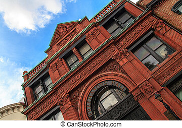 Old Savannah Cotton Exchange Building, Georgia