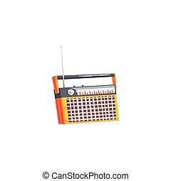 Old-school Design Radio
