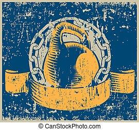 old school weightlifting