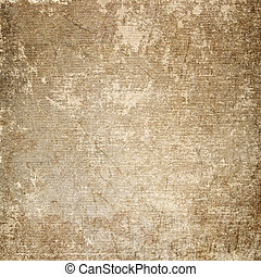 Old scratched paper background.