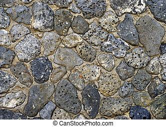 Old Sea Shell Rocks