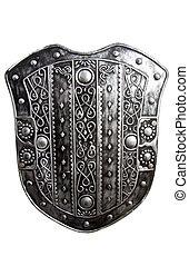Old shield