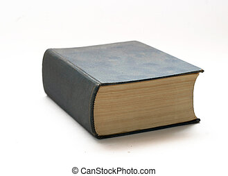 Old solid book