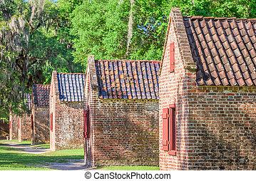 Old Southern Plantation Homes