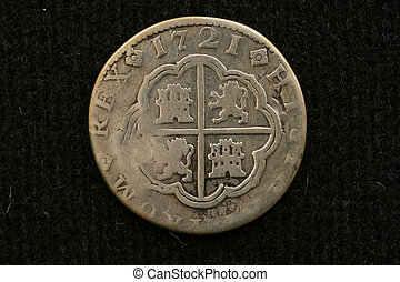 Old Spanish Coin