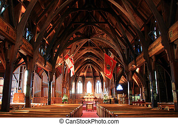 Old St Paul's, Wellington, New Zealand