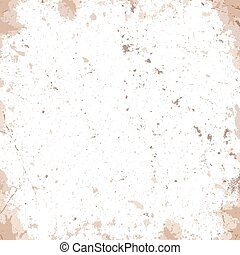 Old stained paper background