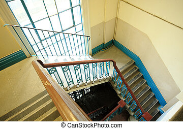 Old stair