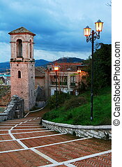Old starway and staple in Campobasso - Starway and staple in...