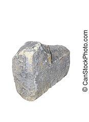 old stone block