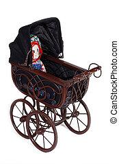 Old stroller v3.