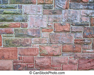 Old Style Brick Wall 2