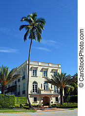 Old style Florida house - This is a photo of an old style...