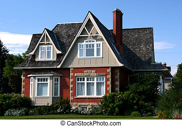 Old style house - Very nice old style house. Residential ...