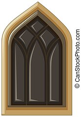 Old style of window