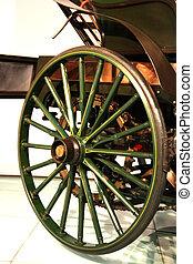 Old style wheel