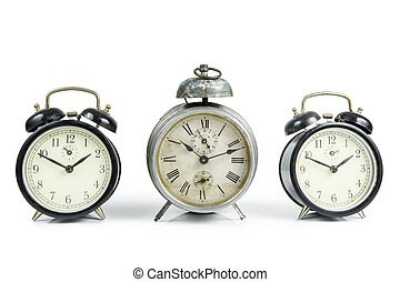 Old Table Clocks
