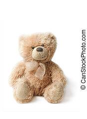 Old teddie bear
