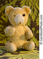 Old teddy bear 2