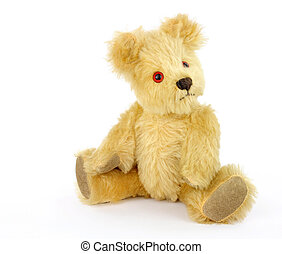 Old Teddy Bear