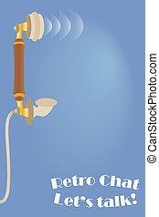 Retro Chat