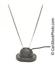 old television antenna -  old television antenna
