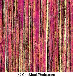 Old Texture. With different color patterns: yellow, brown, red, purple (violet)