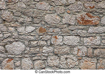 Old textured wall background