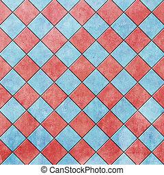 Old Tile Background