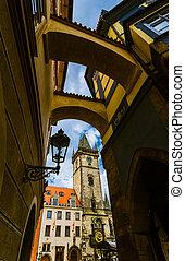 Old Town Hall, Stare Mesto, Prague