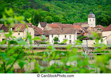 town in France