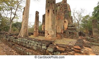 Old town - KamphaengPhet Historical Park in Thailand :...