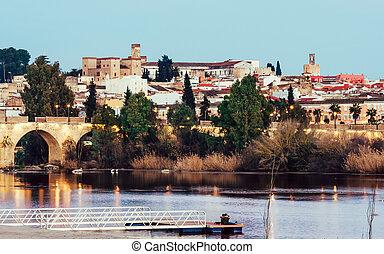 old town of badajoz, Extremadura, Spain