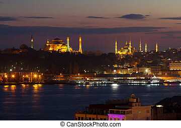 Old Town of Istanbul, Turkey