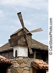 Old town of Sozopol, Bulgaria