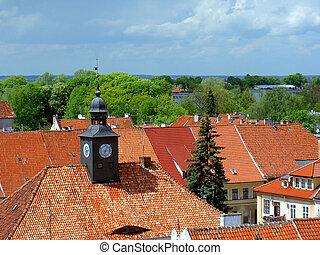 old europe town, Reszel