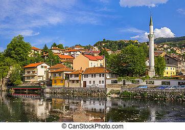 Old town Sarajevo - Bosnia and Herzegovina