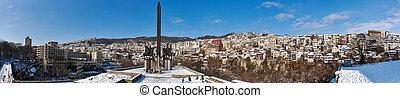 Old Town Veliko Tarnovo in Bulgaria