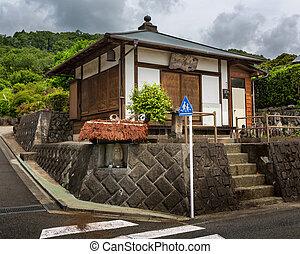 Old Traditional House in Hadano, Kanagawa, Japan