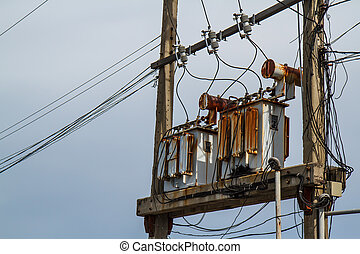 Old transformer