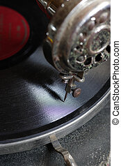 Old turntable 2