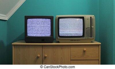 Old TV no signal