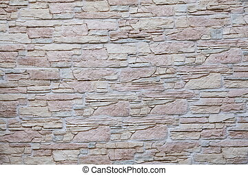 Old type brick wall texture