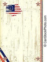 Old union retro background